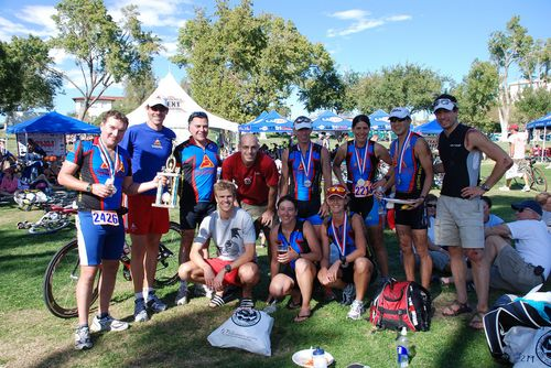 Vegas Tri Championships: We won our division